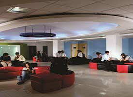 ISBR Physical Infrastructure - MBA College Bangalore